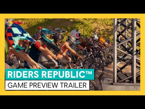 Riders Republic - Game Preview Trailer | Ubisoft [DE]