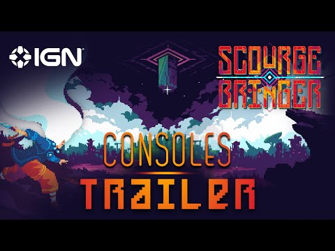 ScourgeBringer - Consoles Date Announcement Trailer