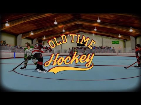 Old Time Hockey - Announcement Trailer