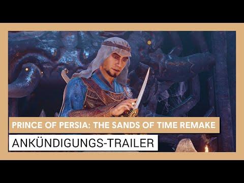 The Sands of Time Remake – Offizieller Weltpremiere-Trailer zur Ubisoft Forward 2020   Ubisoft [DE]
