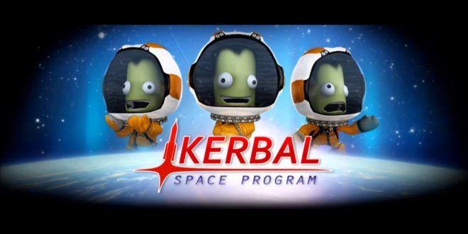 Kerbal Space Program Enhanced Edition Breaking Ground
