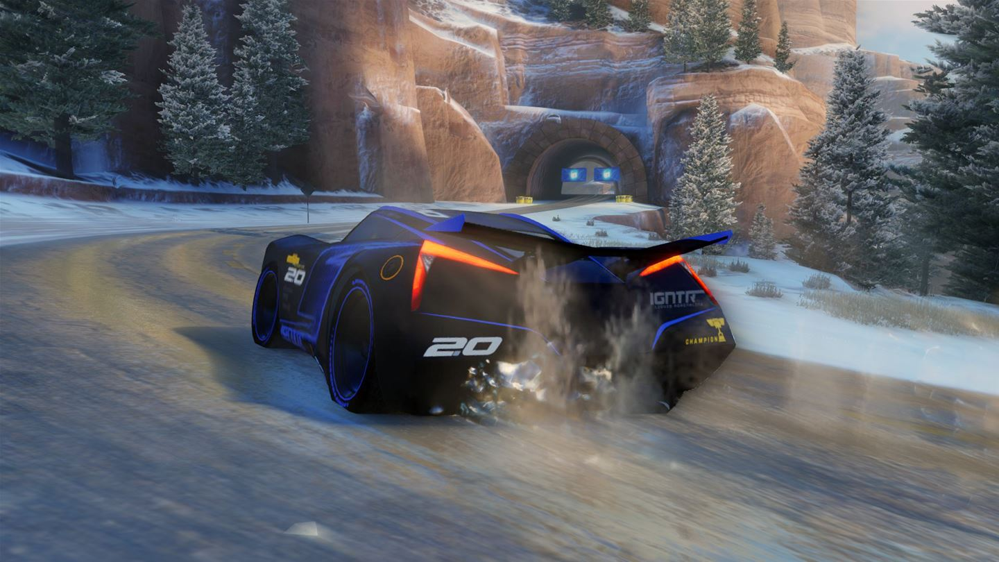 Review Cars 3 Driven To Win
