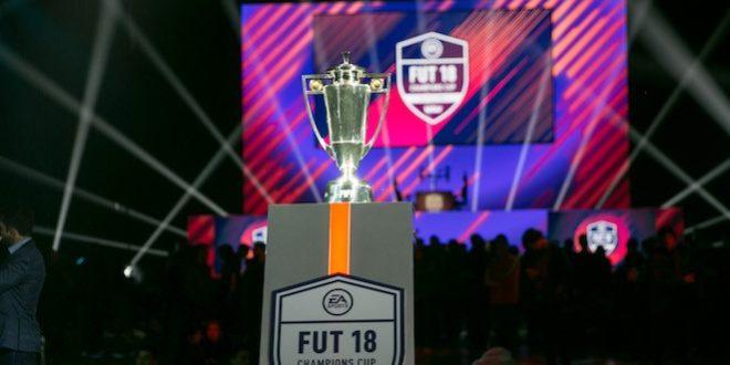 Fifa 18 Global Series Liveübertragung Des Fut Champions Cup