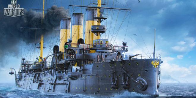 World of Warships Legends - Für Xbox One und PS4 angekündigt